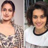 Sonakshi Sinha praises Taapsee Pannu for her 'dignified and mature' response to Kangana Ranaut's statements