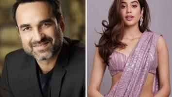 """I was pleasantly impressed,"" says Pankaj Tripathi on working with Janhvi Kapoor in Gunajn Saxena-The Kargil Girl"