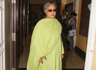 Jaya Bachchan informs the police about bike racers in their locality