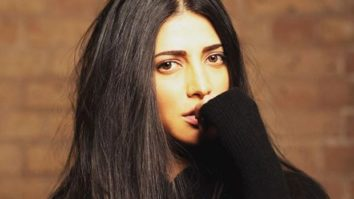 Shruti Haasan says she realised her talent when she was in London where she was a nobody