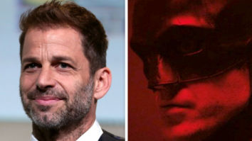 Zack Snyder is excited about Robert Pattinson starrer The Batman