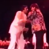 Anil Kapoor shares a dramatic live performance video with Amitabh Bachchan wishing the speedy recovery of the latter