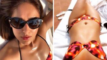 Ileana D'Cruz flaunts her bikini body as she misses getting 'toasted under the sun'