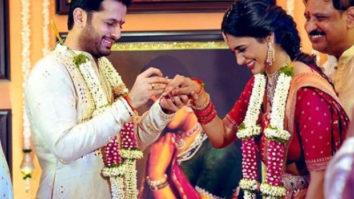 Bheeshma star Nithiin gets engaged to Shalini four days before the wedding; check pics