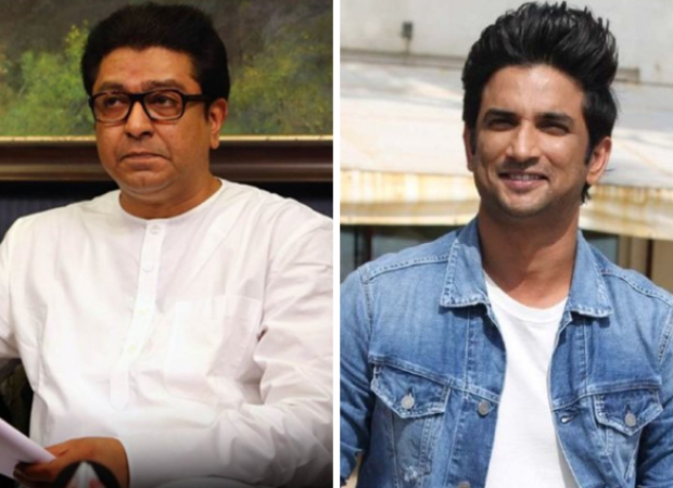 Raj Thackeray clarifies that his party is not involved in an controversies related to ushant ingh Rajput