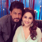 VIDEO: Madhuri Dixit reveals the easiest way to win Shah Rukh Khan's heart