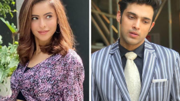 Aamna Sharif and Parth Samthaan return to the sets of Kasautii Zindagii Kay