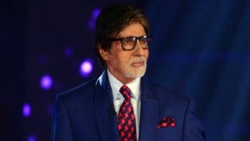 Amitabh Bachchan says safety precautions will be taken when he resumes Kaun Banega Crorepati 12