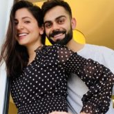 Anushka Sharma flaunts her baby bump announcing her pregnancy, poses with Virat Kohli