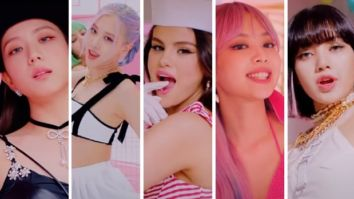 BLACKPINK and Selena Gomez bring vibrant vibes with 'ICE CREAM' music video