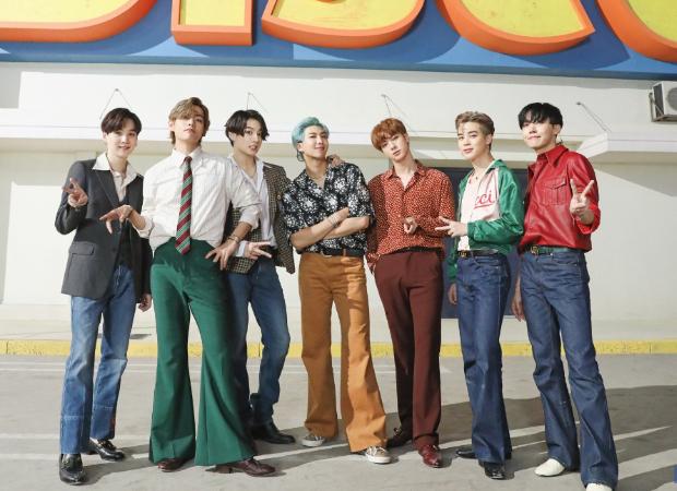 BTS make history with 'Dynamite' as it debuts at No. 1 on Billboard Hot 100