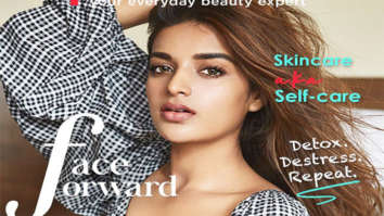 Nidhhi Agerwal On The Cover Of Be Bebeautiful