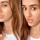 Disha Patani joins 'Rasode Mein Kaun Tha' trend with a hilarious rap video