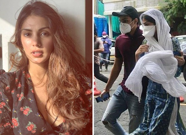 ED grills Rhea Chakraborty for eight hours, actress says she didn't use Sushant Singh Rajput's funds