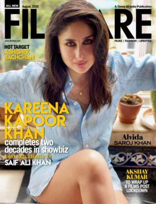 Kareena Kapoor Khan On The Cover Of Filmfare