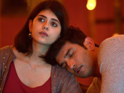 Sanjana Sanghi shares pictures of first look test and first shot with Sushant Singh Rajput for Dil Bechara