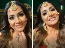 Hina Khan shares a dolled up video from the sets of Naagin 5