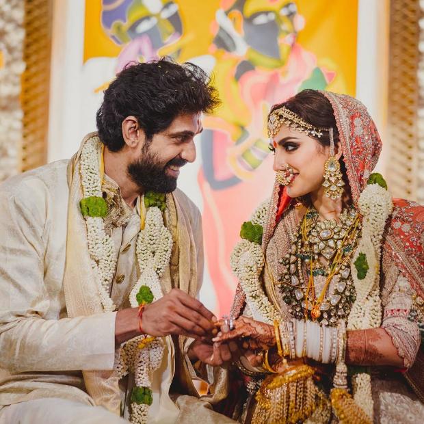 INSIDE PHOTOS: Rana Daggubati marries Miheeka Bajaj, Samantha Akkineni shares family picture