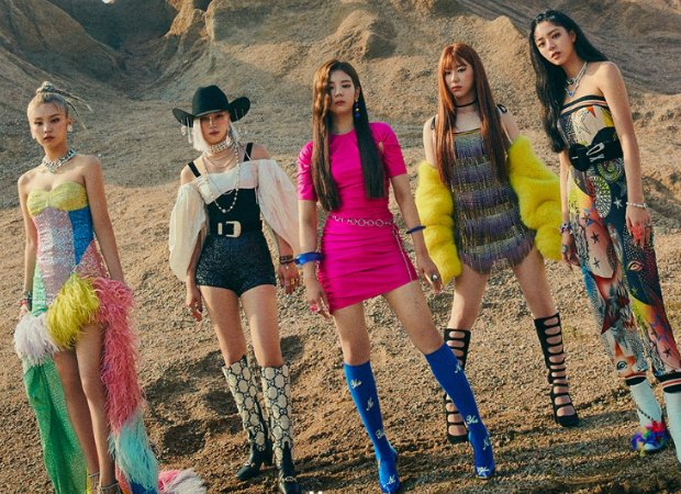 ITZY grab attention in wild west theme powerful comeback 'Not Shy'