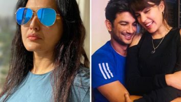 Kamya Punjabi lashes out at Rhea Chakraborty for revealing WhatsApp chats with Sushant Singh Rajput
