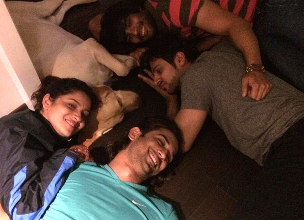 Karan Veer Mehra posts unseen pictures with Sushant Singh Rajput and Ankita Lokhande from Pavitra Rishta days