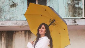 Katrina Kaif enjoys the Mumbai monsoon, shares a picture