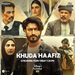 First Look Of Khuda Haafiz