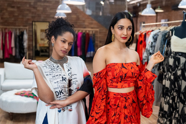 Kiara Advani to make a cameo in Masaba Gupta's Netflix series Masaba Masaba