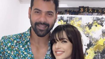 Kumkum Bhagya Naina Singh pens an emotional message for Shabir Ahluwalia on his birthday