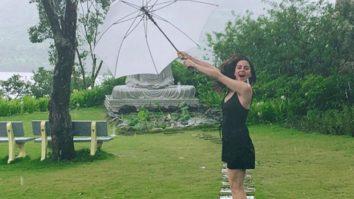 Kundali Bhagya's Shraddha Arya brings in her birthday with her love for the rain and petrichor
