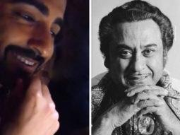 On Kishore Kumar's birth anniversary, Ayushmann Khurrana croons 'O Mere Dil Ke Chain' to pay tribute