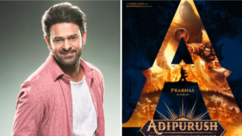 Prabhas and Om Rautjoin hands with Bhushan Kumar for an epic drama titled Adipurush, release first poster