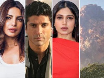 Priyanka Chopra, Farhan Akhtar, Bhumi Pednekar among others pray for Lebanon after Beirut explosion