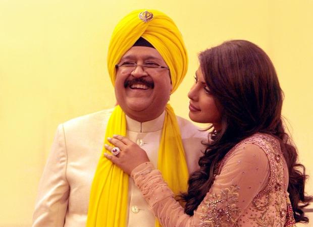 "Priyanka Chopra Jonas posts a video of father Dr. Ashok Chopra on his birth anniversary, says ""Miss you dad"""
