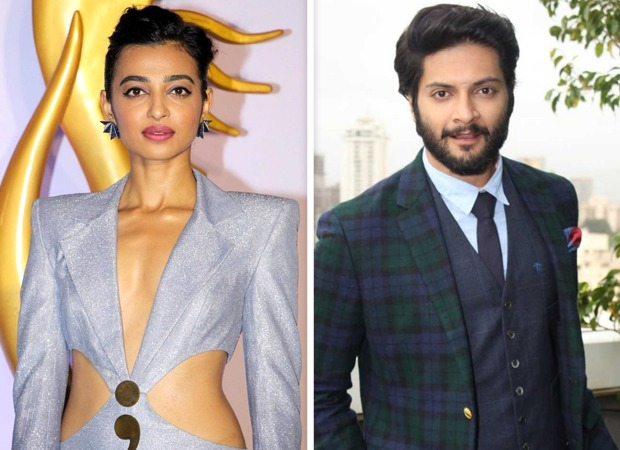 Radhika Apte more visible in her international film than Ali Fazal