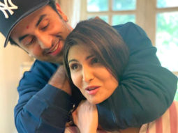 Raksha Bandhan Neetu Singh captures the essence of the bond between Ranbir Kapoor and Riddhima Kapoor
