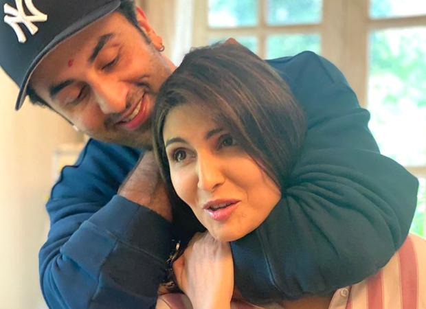 Raksha Bandhan Neetu Singh captures the essence of the bond between Ranbir Kapoor and Riddhima Kapoor