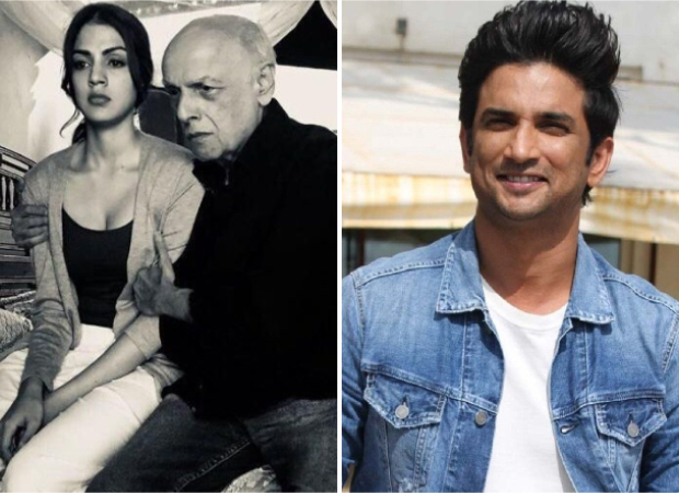 Rhea Chakraborty says Mahesh Bhatt is like father figure, reveals the real reason she messaged him after leaving Sushant Singh Rajput's residence