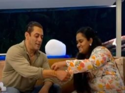Salman Khan shares a heartwarming video montage of celebrating Raksha Bandhan