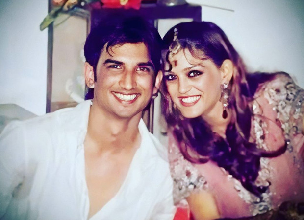 Shweta Singh Kirti shares pictures and videos of Sushant Singh Rajput from her wedding