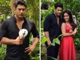 Sidharth Shukla shares BTS moments with Neha Sharma from 'Dil Ko Karaar Aaya'
