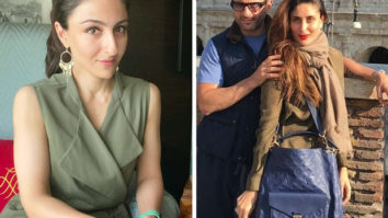 Soha Ali Khan congratulates to-be parents Saif Ali Khan and Kareena Kapoor Khan with a hilarious post