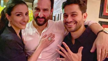 "Soha Ali Khan wishes Saif Ali Khan on his 50th, says, ""You inspire me everyday"""