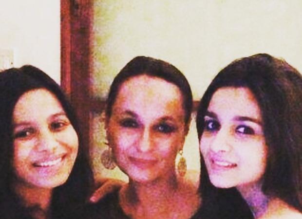 Soni Razdan shares a cute throwback picture with Alia Bhatt and Shaheen Bhatt