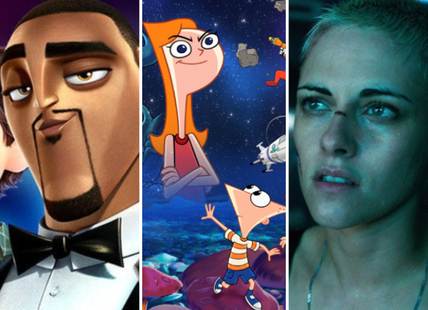 Spies in Disguise,Phineas & Ferb - The Movie,Underwater - Here's every movie and series arriving onDisney+ Hotstar