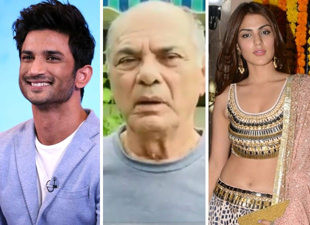 Sushant Singh Rajput's father KK Singh accuses Rhea Chakraborty of poisoning his son for a long time