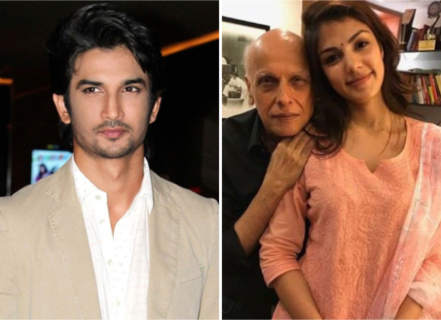 Sushant Singh Rajput Death Case: Rhea Chakraborty messaged Mahesh Bhatt on June 8, said she is moving on