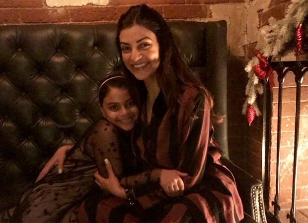Sushmita Sen wishes daughter Alisah on her birthday with the cutest throwback pictures
