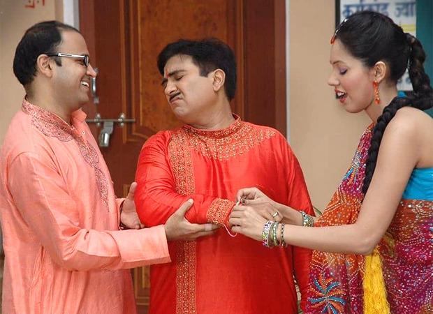 Taarak Mehta Ka Ooltah Chashmah Disha Vakani shares a hilarious picture of Babita and Jethalal for Raksha Bandhan
