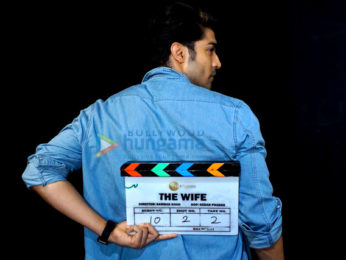 On The Sets from the movie The Wife